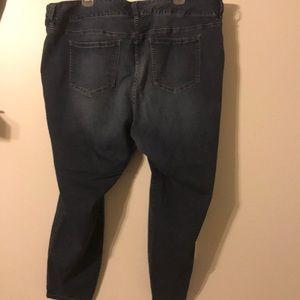 torrid Jeans - Torrid Sz 26s jegging